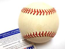 Greg Maddux PSA /DNA Autograph Signed Auto Ball Baseball HOF Cubs Braves Padres