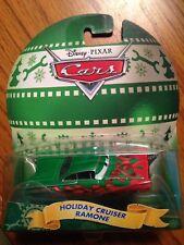2017 Disney Pixar Cars Christmas Holiday Cruiser Ramone