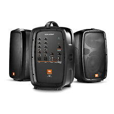JBL EON206P Portable PA System with Powered Mixer OPN