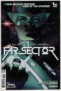 Far Sector #1, 2020 DC, NM, Key! 1st appearance Sojourner Mullein Green Lantern