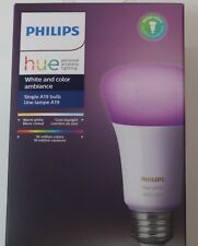 PHILIPS HUE White and Color Ambiance 3rd Gen Color Multicolor BRAND NEW WITH BOX