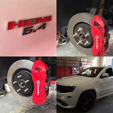 JEEP GRAND CHEROKEE SRT BRAKE DBA DISC T3 ROTORS 2012 - WITH LOW DUST BRAKE PADS