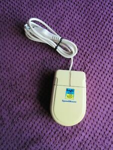 Commodore Amiga Speed mouse - TESTED - Working