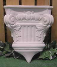Corinthian Leaf Corbel Shelf Bracket Latex Fiberglass Production Mold Concrete