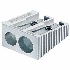 Staedtler Metal Double Hole Sharpener 510 20