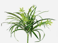 "Medium 18"" Spider Plant ~ Hanging Silk Flowers Wedding Centerpieces Decoration"