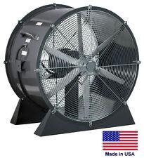 """COOLER FAN - Industrial - Direct Drive - 18"""" - 230/460V - 3 Phase - 4600 CFM LS"""