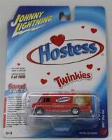 Johnny Lightning 1:64 Hobby Exclusive 1990 GMC Step Van Hostess Twinkies