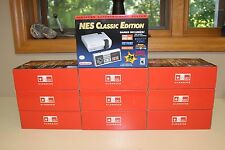 Nintendo Nes Classic Edition -PRO Hacked/Modded Over 800+ Games SNES N64 GENESIS