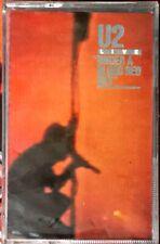 U2 - Under A Red Blood Sky -1983 Musicassetta Nuova Sigillata IMAK 73