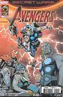Secret Wars Avengers N°1 - Panini-Marvel Comics Janvier 2016 - Neuf
