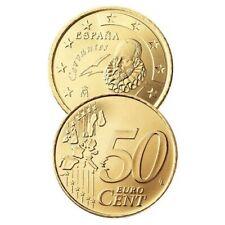Pièces euro d'Espagne 50 Cent