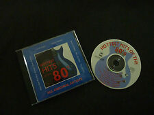 HOTTEST HITS OF THE 80'S ULTRA RARE AUSSIE CD! SHARON O'NEILL ADAM AND THE ANTS