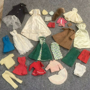 Vintage Barbie CLONE CLOTHES LOT