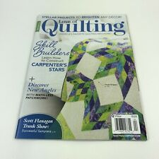 Fons & Porter's Love of Quilting March/April 2020 Recent Issue