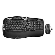 Logitech MK550 Wireless Wave Combo - English