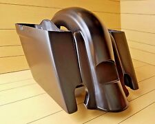 """6""""STRETCH BAGS AND REAR FENDER FOR  HARLEY DAVIDSON TOURING MODELS 2014-UP"""