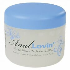 ANAL LOVIN LUBE Thick Quality Lubricant CONDOM FRIENDLY Sex Aid 100ml Aloe Vera