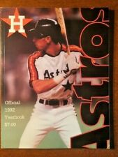1992 Houston Astros Yearbook