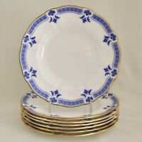 """Royal Crown Derby Grenville Bread & Butter Plates 6"""" England (Sold Separately)"""