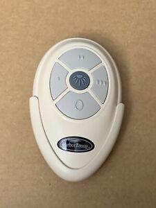 Harbor Breeze FAN35T1 Universal Ceiling Fan Remote w/ Learn Button + Mount