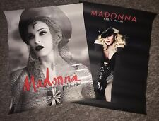 Madonna RARE Rebel Heart Tour Official Posters