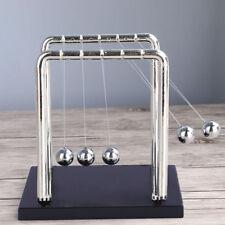 Klassisch Newton Kugelstoßpendel Wiege Cradle Kugelspiel Schreibtisch Dekoration