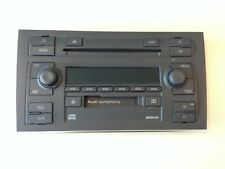 Audi A 4 Autoradio Symphony2 CD Wechsler werkstattübeholt !!