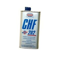 Saab 900 9000 Hydraulic System Fluid CHF202 Synthetic Oil for Power Steering