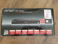 Optiqum / Opticum HD+ X500p Digitaler Satelliten Receiver Full HD 1080p