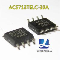 1pcs ACS713T ACS713TELC-30A Holzer current sensor chip SOP-8 new
