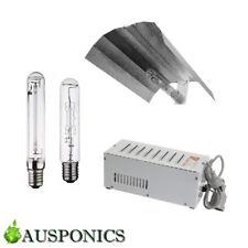 250W MAGNETIC BALLAST + HPS & MH Lamps + Aluminium Reflector Hydroponics Kit