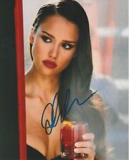 Jessica Alba authentic signed autographed 8x10 photograph holo COA