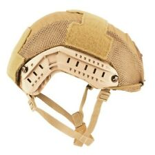 FirstSpear hybrid helmet cover Ops Core FAST high cut XXL 2X coyote stretch mesh