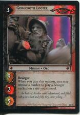 Lord Of The Rings CCG Foil Card SoG 8.U98 Gorgoroth Looter