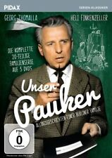 Unser Pauker * DVD Serie mit Georg Thomalla und Heli Finkenzeller Pidax Neu