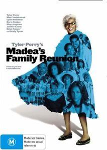 Madea's Family Reunion DVD New Sealed Australia Region 4