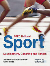 BTEC National Sport: Development, Coaching and Fitness, Rea, Simon Paperback