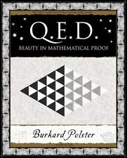 Q.E.D.: Beauty in Mathematical Proof (Wooden Books Gift Book)-ExLibrary