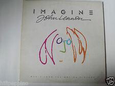"JOHN LENNON ""IMAGINE"" VINILE LP DOPPIO EMI ITALIANA RARE"