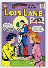 Superman's Girl Friend Lois Lane #52 DC Pub 1964