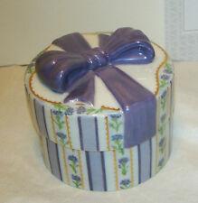 2000 Ardleigh Elliott Music Box Heirloom Porcelain, Gift Idea