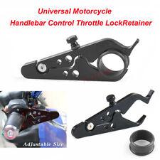 Universal Motorcycle Cruise Control Throttle Lock Assist Retainer WristGrip 1Kit