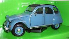 Voitures, camions et fourgons miniatures noirs pour Citroën