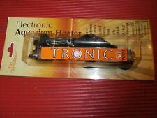 New listing New Tronic 50 Watt Electronic Aquarium Water Heater