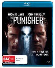 The Punisher (Blu-ray, 2009) MARVEL Region ALL A B C FREE POSTAGE