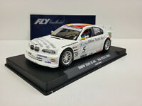 Slot Car Scalextric Fly 88079 A-622 BMW 320i E-46 #5 Fia Etcc 2002 Jordi Gene