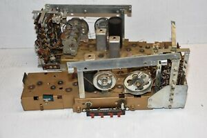 TWO CHASSIS  -   ZENITH TRANSOCEANIC RADIO PARTS