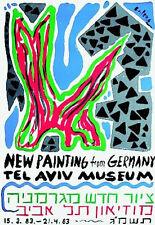 Penck, A.R. - 1983 - Tel Aviv Museum