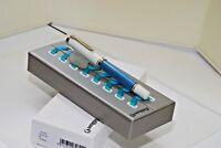 PELIKAN SOUVERAN 600 Turquoise-White pluma estilografica